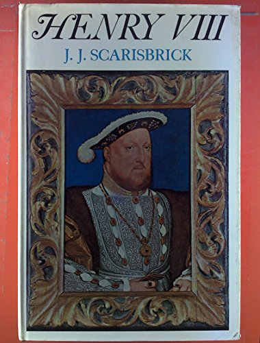 9780413256003: Henry VIII (The English Monarchs Series)
