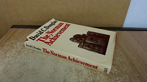 9780413265807: Norman Achievement, 1050-1100