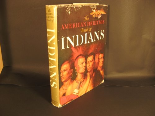 """9780413269805: """"American Heritage"""" Book of Indians"""