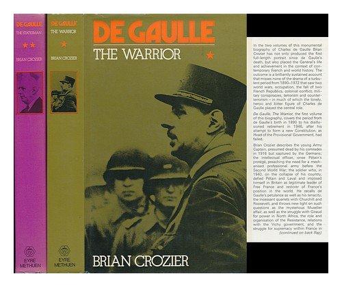 9780413275103: De Gaulle: Warrior