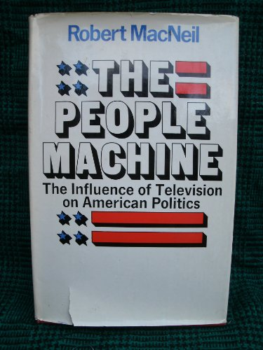 9780413276704: The People Machine