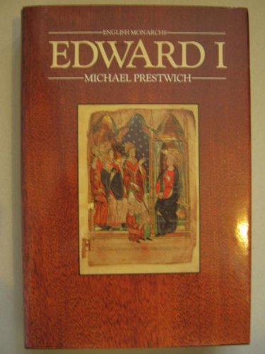 9780413281500: EDWARD I.