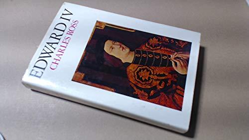 9780413286802: Edward IV (The English Monarchs Series)