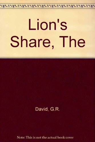9780413287106: The Lion's Share