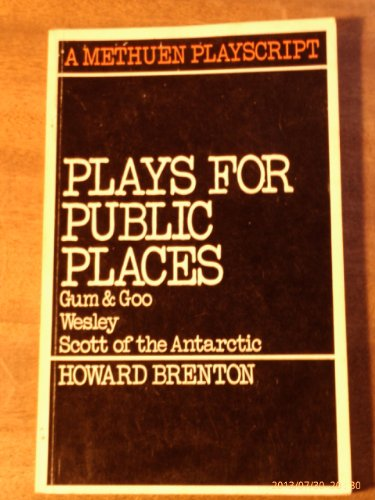 9780413287502: Plays for Public Places (Playscripts)