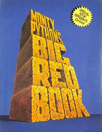 9780413295200: Monty Python's Big Red Book (A Methuen paperback)