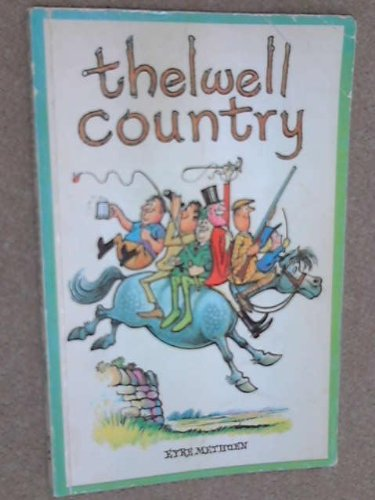 9780413295804: Thelwell Country