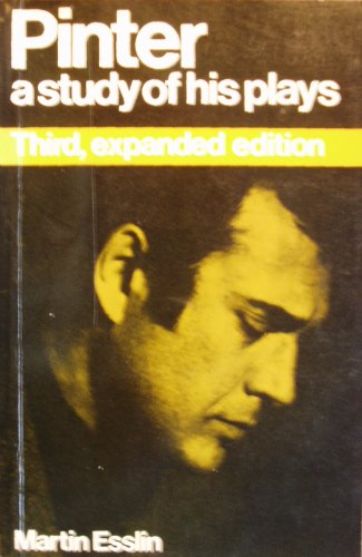 9780413297402: Pinter: A Study of His Plays (Modern Theatre Profiles S.)