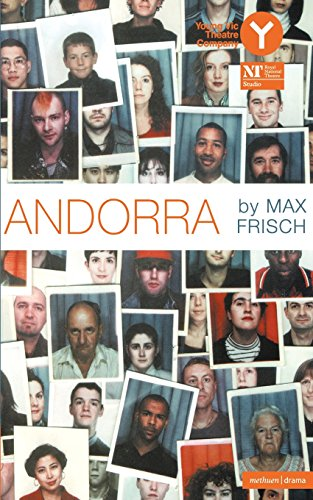 9780413305107: Andorra (Modern Plays)