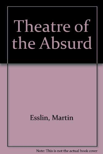 9780413311306: Theatre of the Absurd