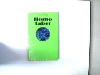9780413314901: Homo faber ein Bericht