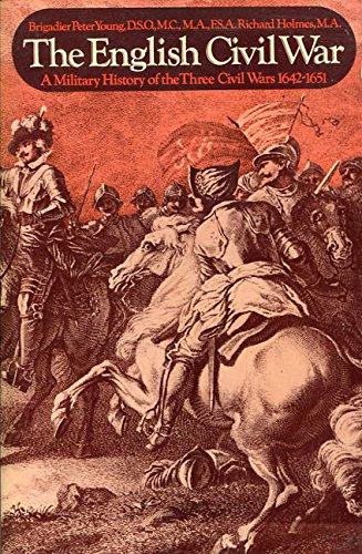 9780413315601: English Civil War: Military History of Three Civil Wars 1642-1651.