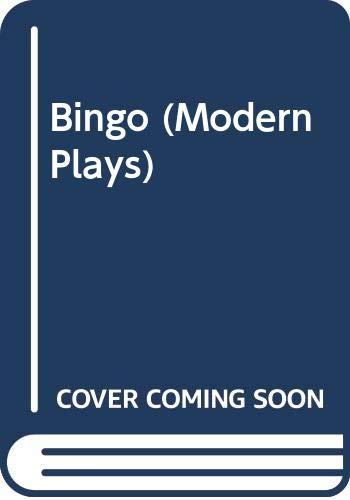 9780413318404: Bingo (Modern Plays)