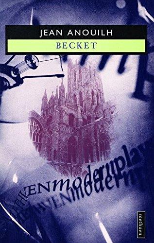 9780413320605: Becket (Methuen Drama Modern Plays)