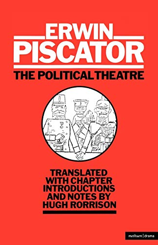 9780413335005: Political Theatre (Diaries, Letters and Essays)