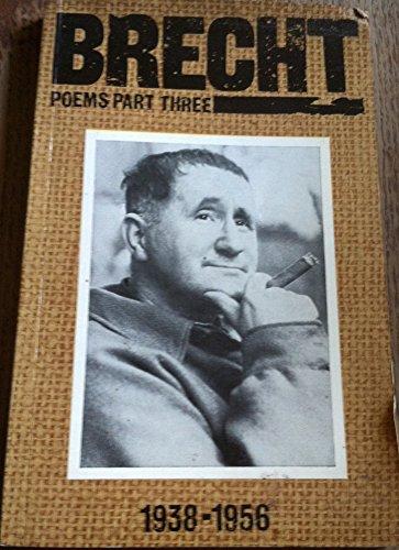 9780413345608: Poems: 1938-56 Pt. 3