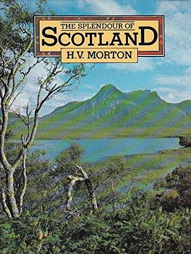 9780413347206: The splendour of Scotland