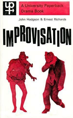 9780413349200: Improvisation (Eyre Methuen Drama Books)