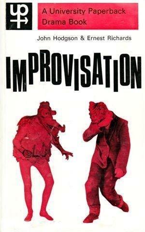 9780413349200: Improvisation (Eyre Methuen Drama Books)