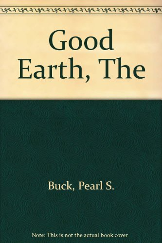 Good Earth (0413367002) by Pearl S Buck