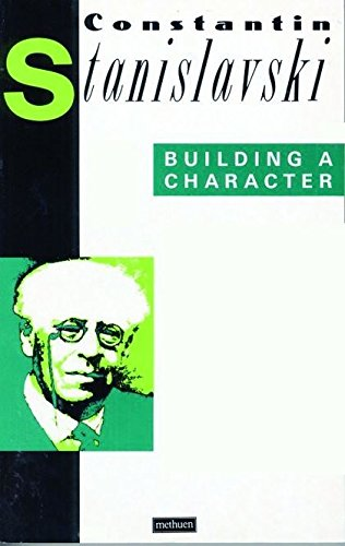 9780413367204: Building a Character (Performance Books)