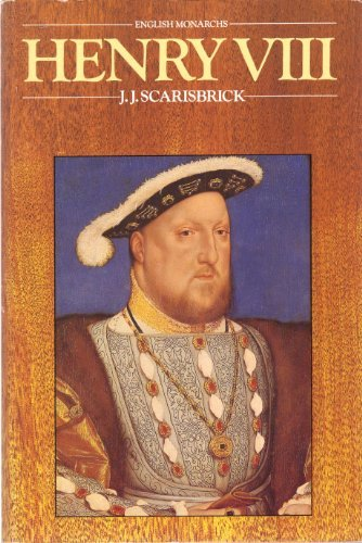 9780413368003: Henry VIII (The English Monarchs Series)