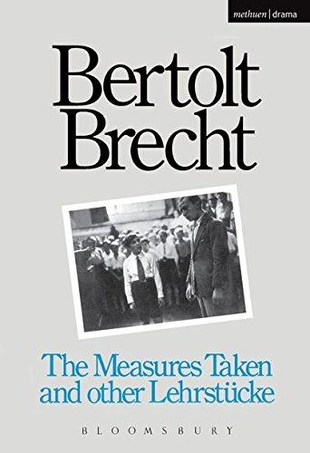 Measures Taken and Other Lehrstucke (Modern Plays): Brecht, Bertolt