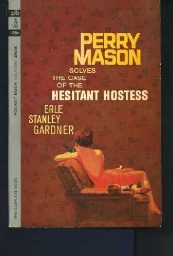 Case of the Hesitant Hostess (0413376907) by Erle Stanley Gardner
