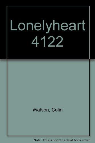 9780413378804: Lonelyheart 4122
