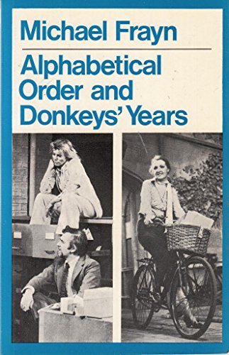 9780413379900: Alphabetical Order and Donkeys' Years (Modern Plays)