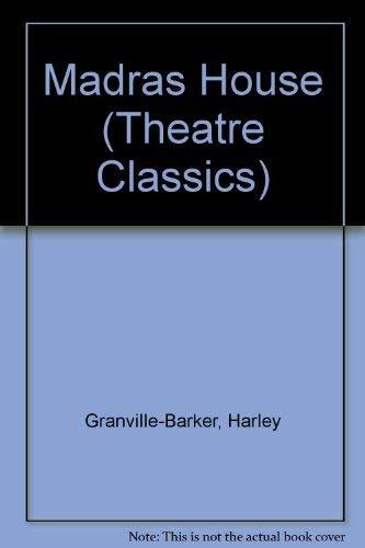 9780413384409: Madras House (Theatre Classics)