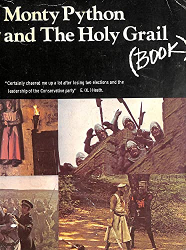 monty python and the holy grail. (book)
