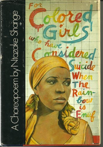 9780413385505: For Colored Girls Who Have Considered Suicide When ...