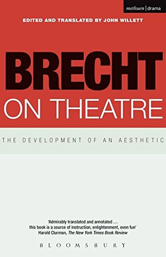 9780413388001: Brecht on Theatre: The Development of an Aesthetic (Plays and Playwrights)