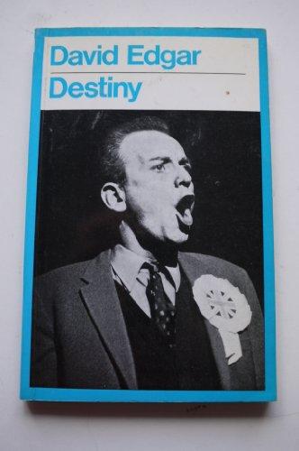 Destiny: David Edgar