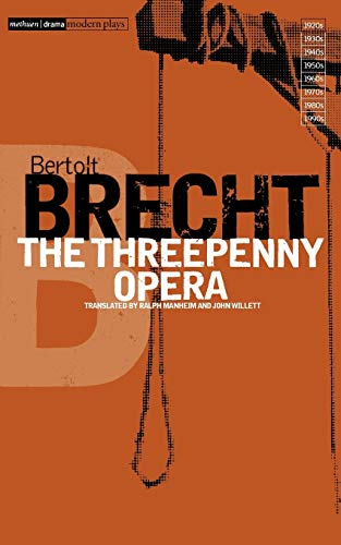 9780413390301: The Threepenny Opera (Bertolt Brecht Collected Plays, Vol. 2)