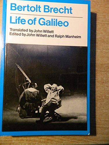 9780413390707: Life of Galileo (Bertolt Brecht Collected Plays, Vol 5, Pt 1)