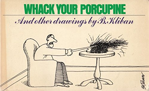 9780413391209: Whack Your Porcupine and Other Drawings