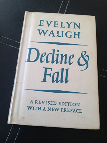 9780413392404: Decline and Fall