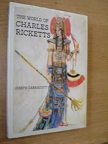 9780413396808: World of Charles Ricketts