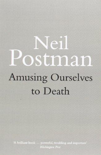 9780413404404: Amusing Ourselves to Death (A Methuen paperback)