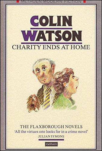 9780413404503: Charity Ends At Home. A Flaxborough Novel