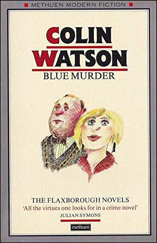 9780413404602: Blue Murder (Modern Fiction)
