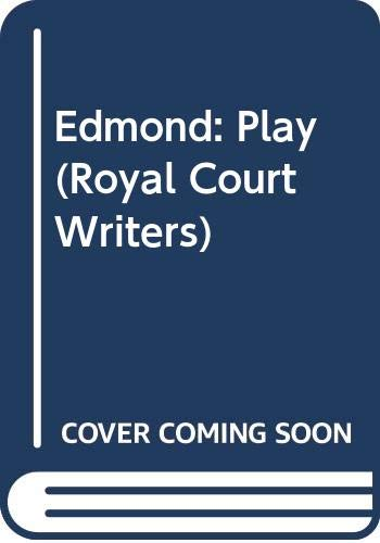 9780413407603: Edmond: Play (Royal Court Writers)