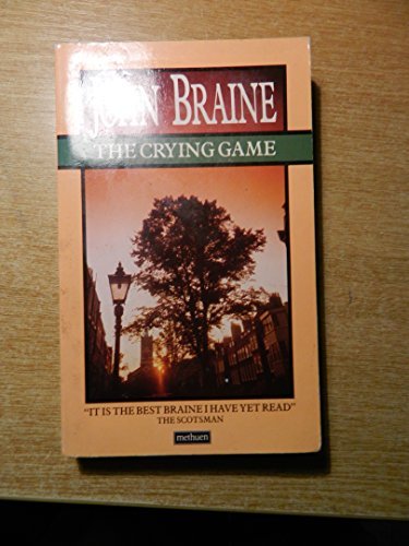 9780413409409: Crying Game