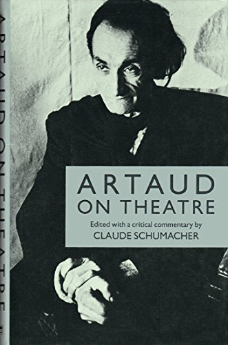 9780413411006: Artaud on Theatre