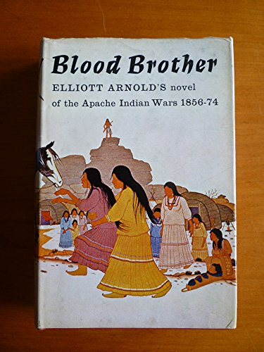 9780413426802: Blood Brother (Frontier Library)