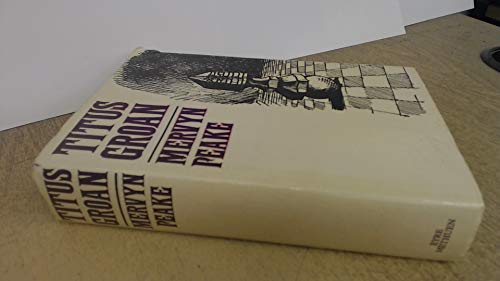 9780413441706: Titus Groan (The Gormenghast trilogy)