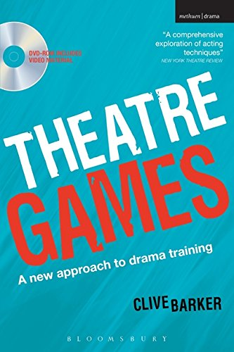 9780413453808: THEATRE GAMES (Performance Books)