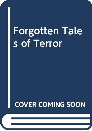 9780413454508: Forgotten tales of terror
